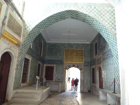 トプカプ宮殿2