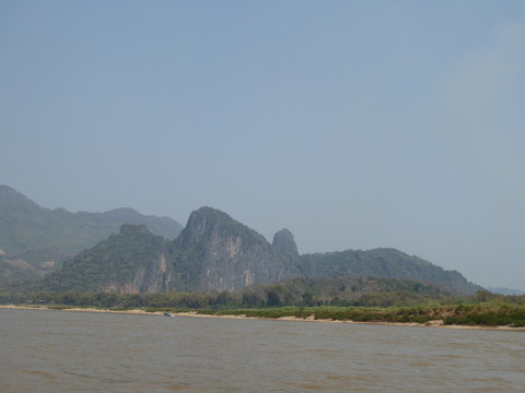 ㉞メコン川