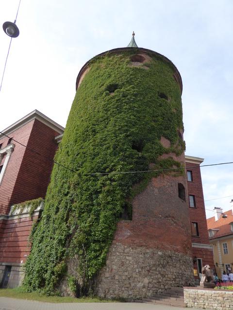リガ旧市街 (114)火薬塔