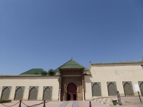⑲ムーレイ・イスマイル廟
