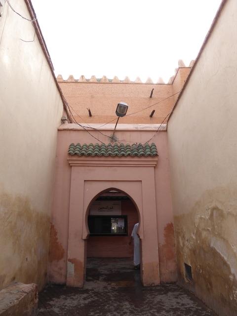 ④サアード朝の墳墓群