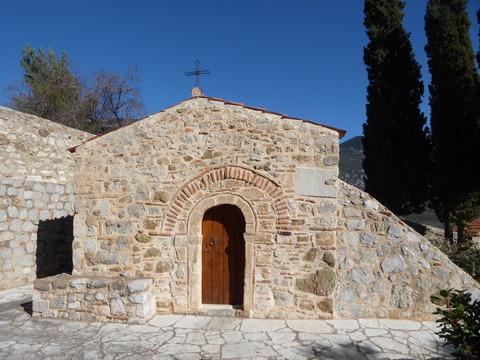 ④オシオス・ルカス修道院 (99)