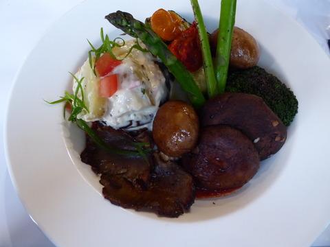 夕食 (6) Vege