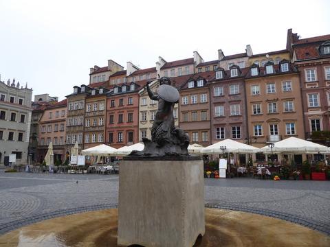 ワルシャワ旧市街 (25)