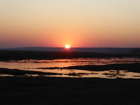 チョベ国立公園 5