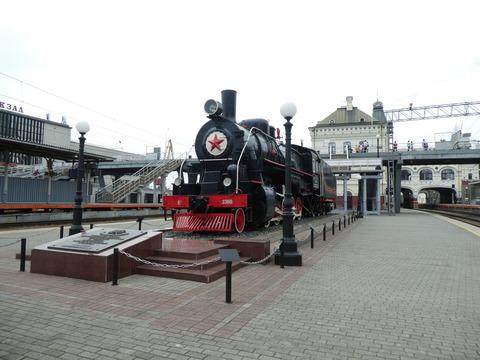 ウラジオストク駅 (9)