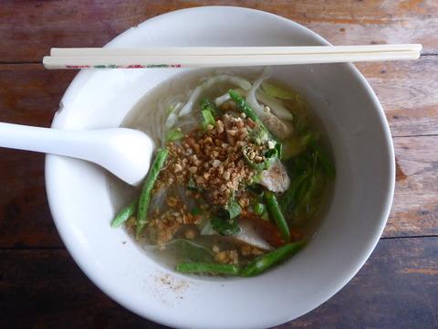 lunch2 Sukhothai noodle