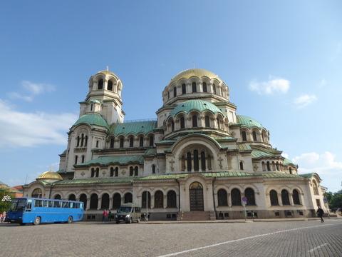 アレクサンドルネフスキー大聖堂 (7)