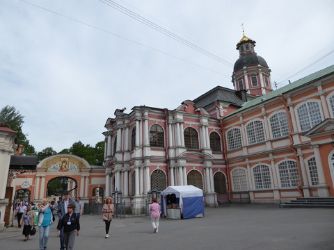 アレクサンドル・ネフスキー大修道院 (5)