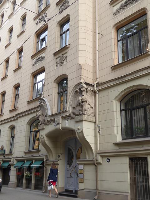 ユーゲントシュティール建築 (8)