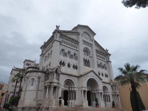 モナコ大聖堂 (2)