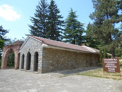 トラキア人墳墓 (8)
