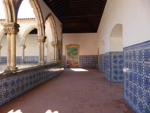 キリスト修道院 (24)沐浴の回廊