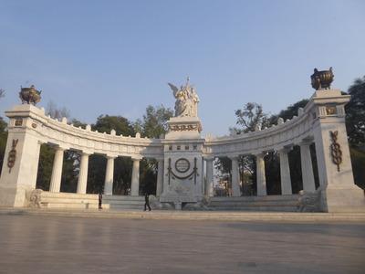 ベニート・ファレス記念碑