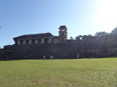 パレンケ (13) 宮殿