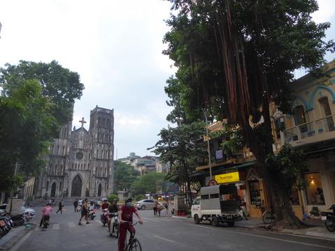 ハノイ大教会 (1)
