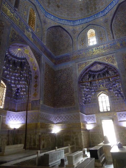 アミール・ティムール廟7