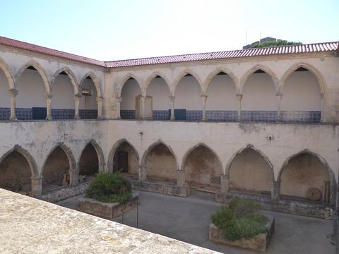 キリスト修道院 (19) 沐浴の回廊