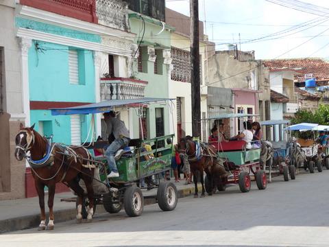 馬車タクシー (1)