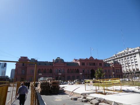 Plaza de Mayo Casa Rosada (2)