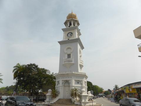 ビクトリア時計塔