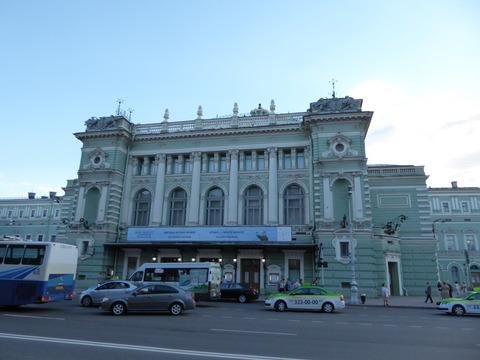 マリインスキー劇場(1)