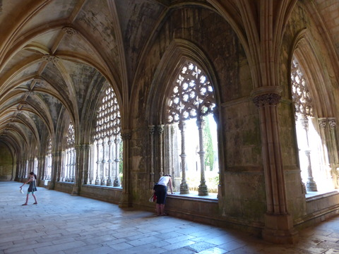 バターリャ修道院 (82)ジョアン1世の回廊