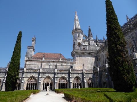 バターリャ修道院 (89)ジョアン1世の回廊