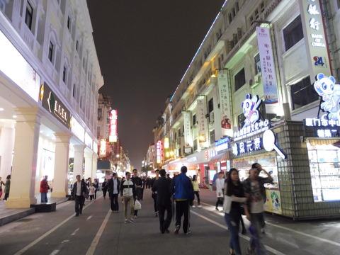 厦門街歩き (2)