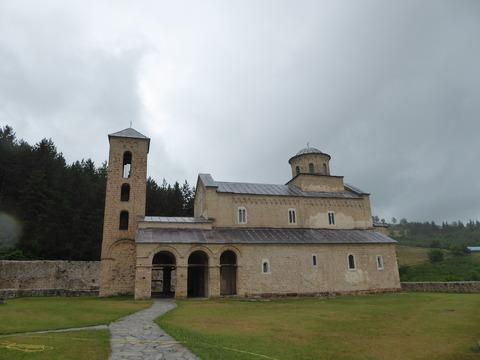 ソポチャニ修道院 (2)
