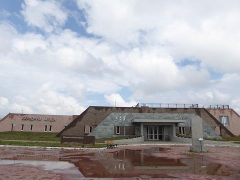 カラコルム博物館