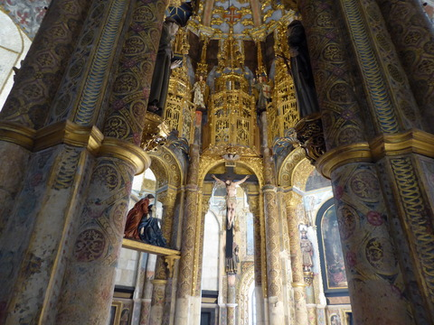 キリスト修道院 (50)テンプル騎士団聖堂