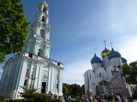 トロイツェ・セルギエフ大修道院 (67)