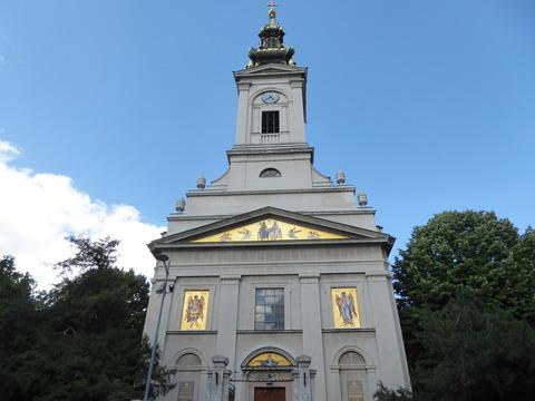 セルビア正教大聖堂 (9)