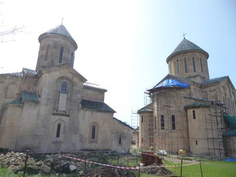 ゲラティ修道院 (7)