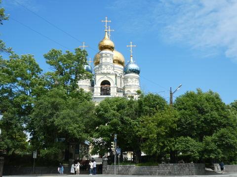 パクロフスキー教会 (1)