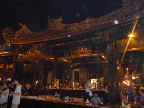 ⑤龍山寺3