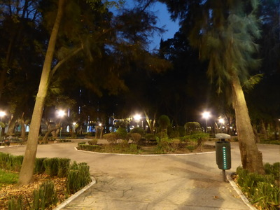 スペイン公園