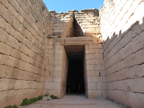 Treasury of Atreus (2)