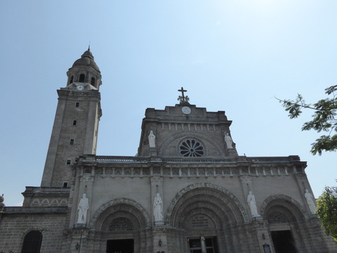 ⑰マニラ大聖堂4