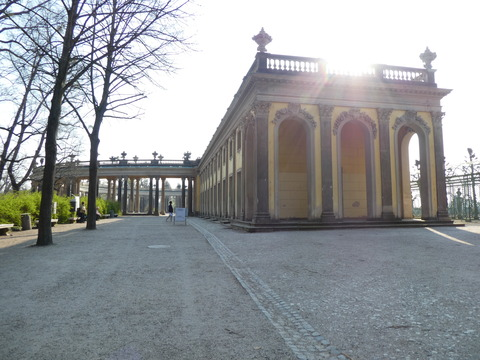 サンスーシ宮殿 (2)