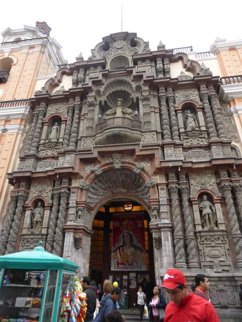 ラ・メルセー教会