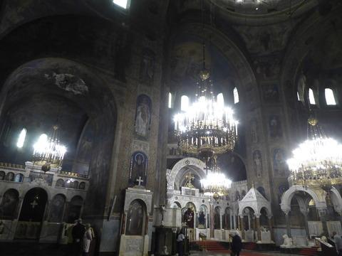 アレクサンドルネフスキー大聖堂 (22)