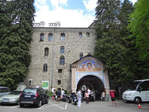 リラ修道院 (1)