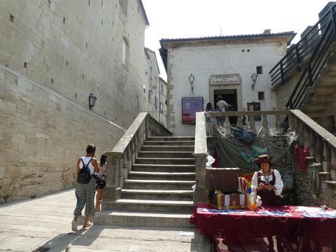 サンマリノ (16)中世拷問博物館