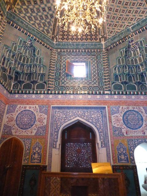 シャーヒズィンダ廟群16 クサム・イブン・アッバース廟