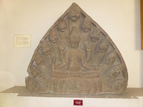 チャム彫刻博物館9