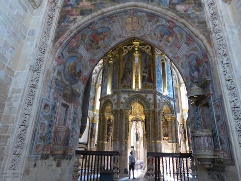 キリスト修道院 (57)テンプル騎士団聖堂