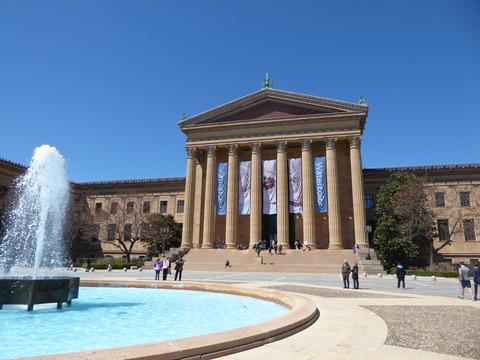 フィラデルフィア美術館 (8)