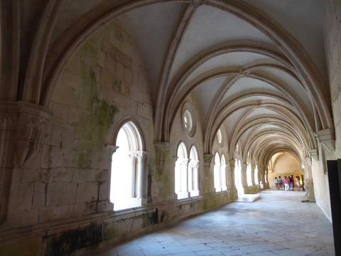 アルコバサ修道院 (16)ドン・ディニスの回廊